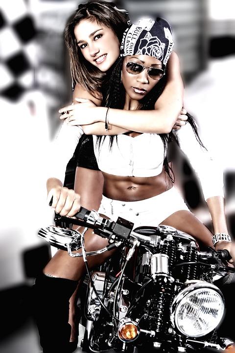 違法 バイク