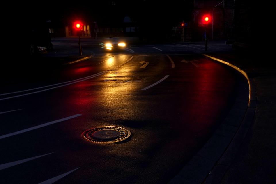 道路 交差点