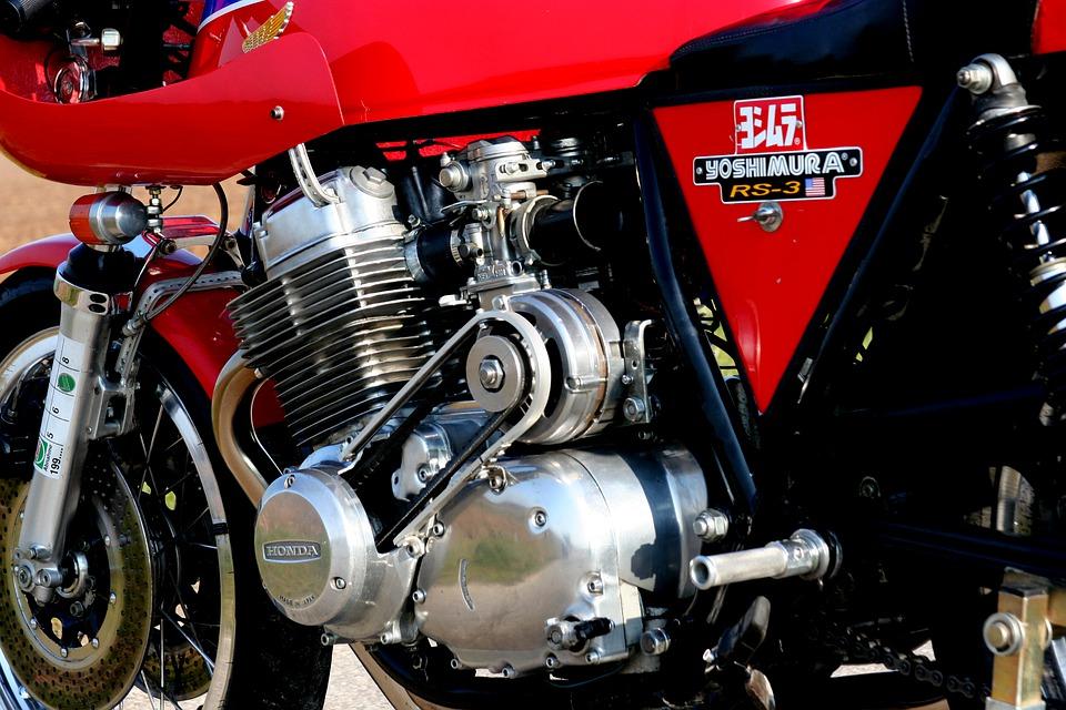 ドライブ モーター オートバイ 車両 クロム ホンダCb750